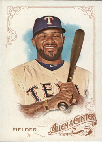 Photo of 2015 Topps Allen and Ginter #108 Prince Fielder