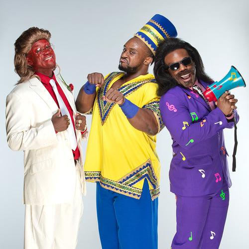 Photo of Xavier Woods USED & SIGNED Jimmy Hart Costume Megaphone