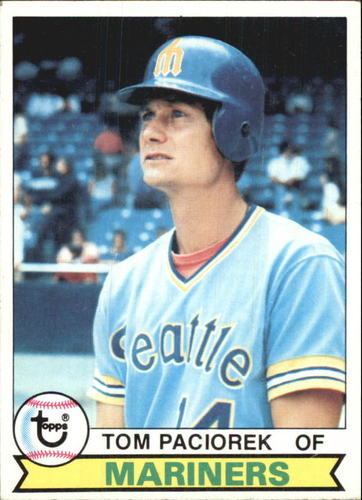 Photo of 1979 Topps #141 Tom Paciorek