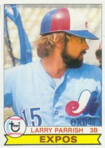 Photo of 1979 Topps #677 Larry Parrish