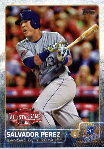 Photo of 2015 Topps Update #US173 Salvador Perez