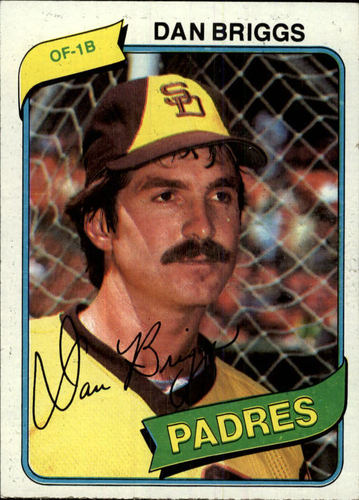 Photo of 1980 Topps #352 Dan Briggs