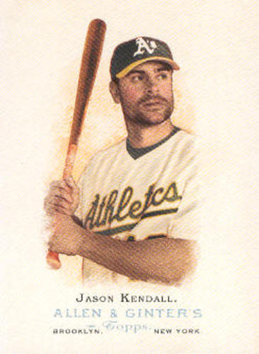 Photo of 2006 Topps Allen and Ginter #202 Jason Kendall