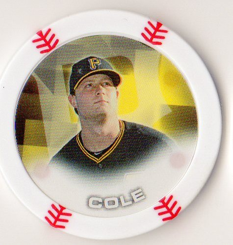 Photo of 2014 Topps Chipz #18 Gerrit Cole
