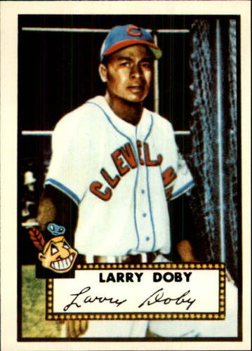 Photo of 1983 Topps 1952 Reprint #243 Larry Doby