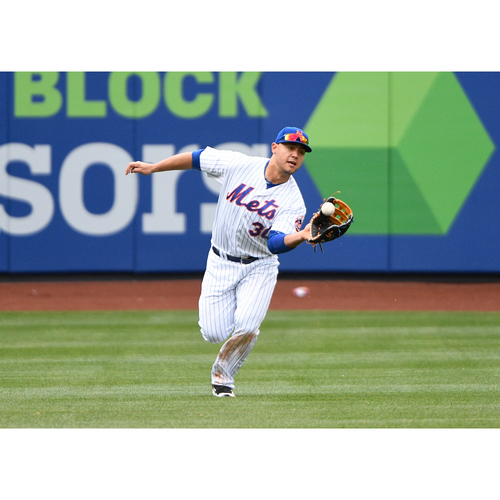 Photo of Amazin' Auction: Fielding Session with Michael Conforto