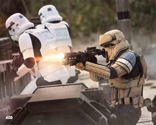 Imperial Combat Assault Tank Pilot