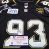 Jaguars - Calais Campbell Signed Appearance Jersey Size XXXL