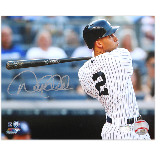 Photo of Derek Jeter New York Yankees Signed Photo