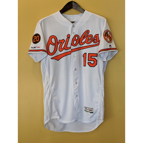 Photo of Chance Sisco - Home Finale Jersey: Game-Used