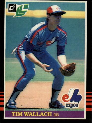 Photo of 1985 Leaf/Donruss #199 Tim Wallach