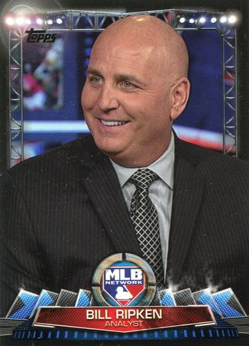 Photo of 2017 Topps MLB Network #MLBN15 Bill Ripken
