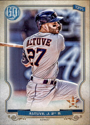 Photo of 2020 Topps Gypsy Queen #57 Jose Altuve