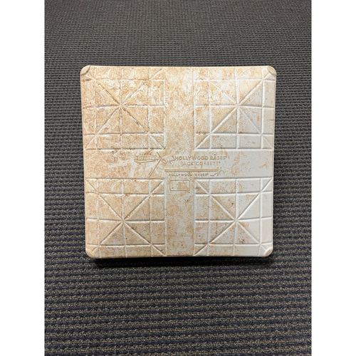 Photo of Game-Used First Base: Wild Card Game St. Louis Cardinals at Los Angeles Dodgers - October 6, 2021 - Innings 5-7