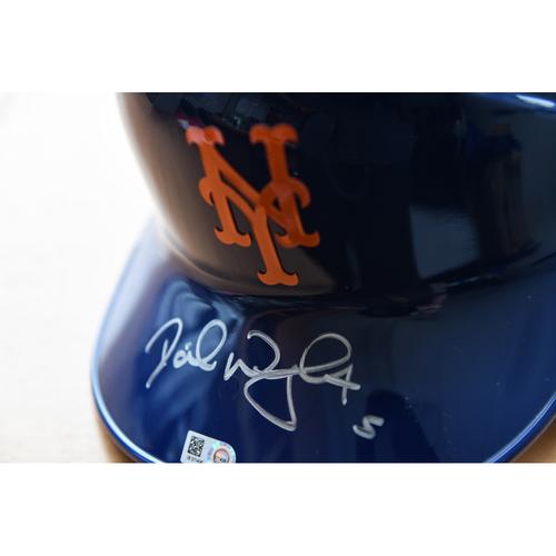 Amazin' Auction: David Wright Autographed Helmet - Lot # 8