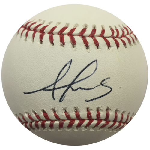 Photo of Cardinals Authentics: Alex Reyes Autographed Baseball