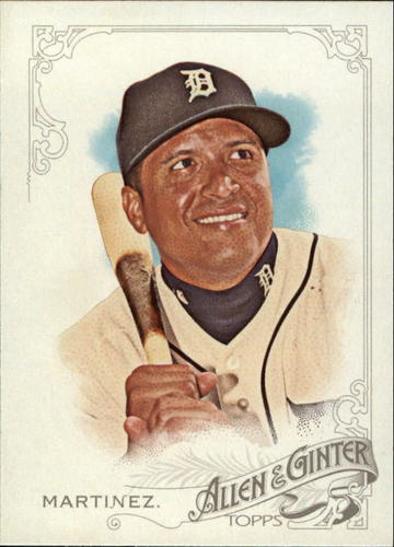 Photo of 2015 Topps Allen and Ginter #110 Victor Martinez