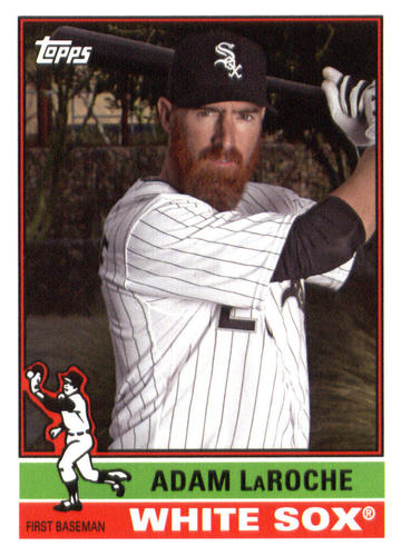 Photo of 2015 Topps Archives #103 Adam LaRoche