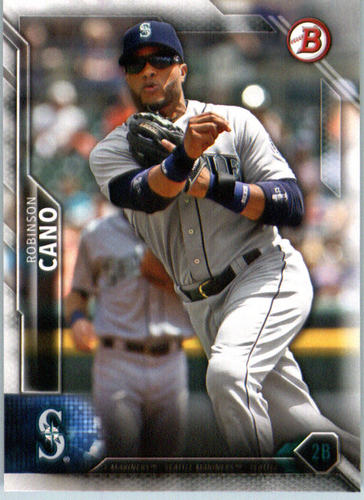Photo of 2016 Bowman #79 Robinson Cano