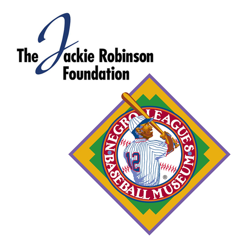 Photo of Jackie Robinson Foundation and Negro Leagues Baseball Museum Auction:<br> Cleveland Indians - Take BP on the field