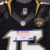 Jaguars - Denard Robinson Game Issued Jersey Size 38