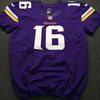 Crucial Catch - Vikings Matt Cassel Game Issued Jersey