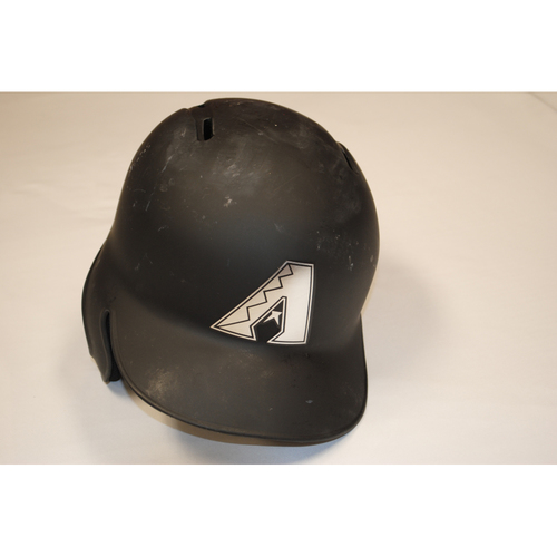 "Photo of Ketel ""EL NINO"" Marte Arizona Diamondbacks Game-Used 2019 Players' Weekend Helmet (Left Handed)"