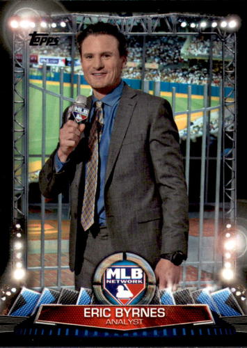 Photo of 2017 Topps MLB Network #MLBN17 Eric Byrnes