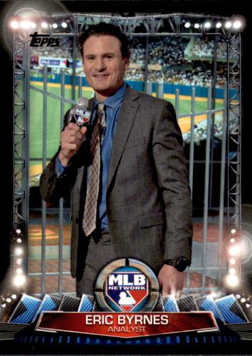 Photo of 2017 Topps MLB Network #MLBN17 Eric Byrnes