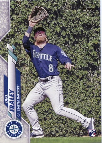 Photo of 2020 Topps #401 Jake Fraley RC