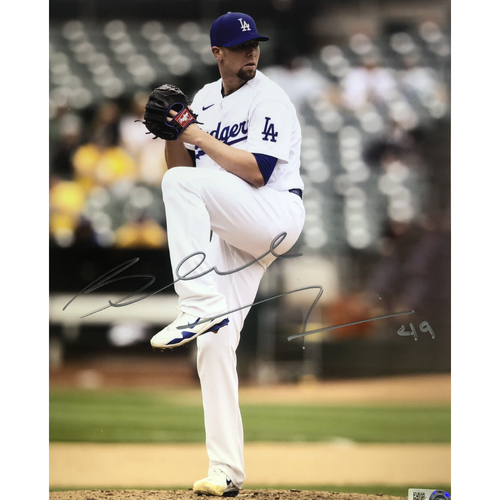 Photo of Blake Treinen Authentic Autographed Photograph