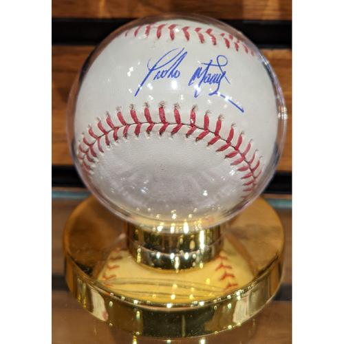 Photo of Pedro Martinez Autographed Baseball