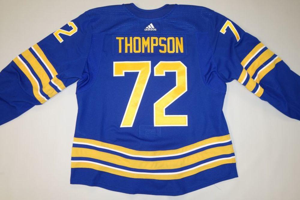 Tage Thompson 2020-21 Buffalo Sabres Set 1 Home Jersey