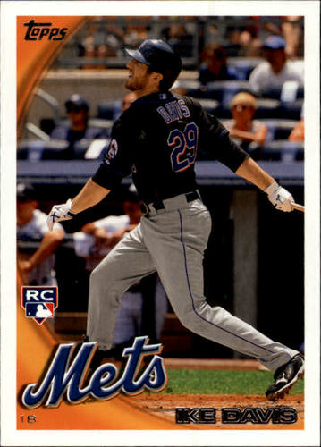 Photo of 2010 Topps Update #US15A Ike Davis RC