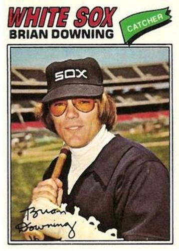 Photo of 1977 Topps #344 Brian Downing