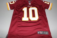 REDSKINS - ROBERT GRIFFIN III NIKE REPLICA JERSEY - SIZE YOUTH S