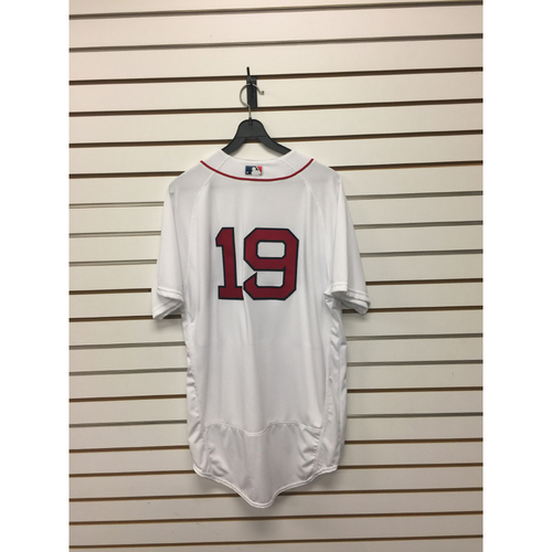 Koji Uehara Team-Issued 2016 Home Jersey