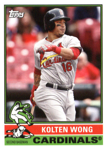 Photo of 2015 Topps Archives #104 Kolten Wong