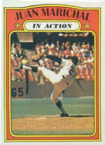 Photo of 1972 Topps #568 Juan Marichal IA