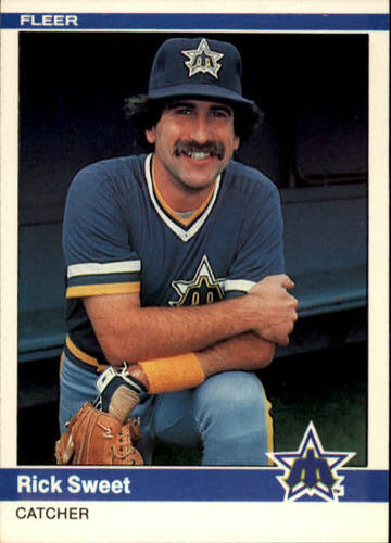Photo of 1984 Fleer #621 Rick Sweet