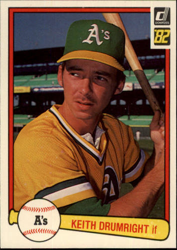 Photo of 1982 Donruss #616 Keith Drumwright