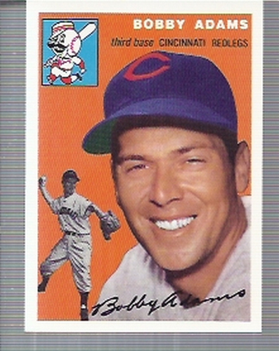 Photo of 1994 Topps Archives '54 #123 Bobby Adams