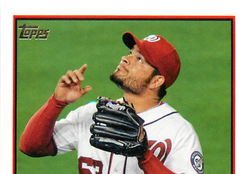 Photo of 2012 Topps Update #US296 Henry Rodriguez