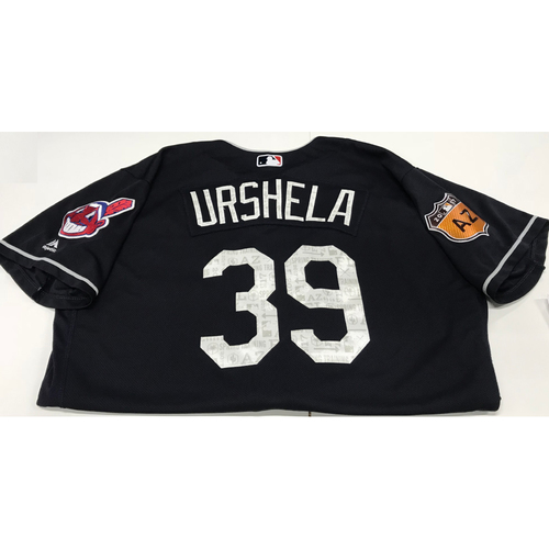 Photo of Giovanny Urshela 2017 Spring Training Jersey