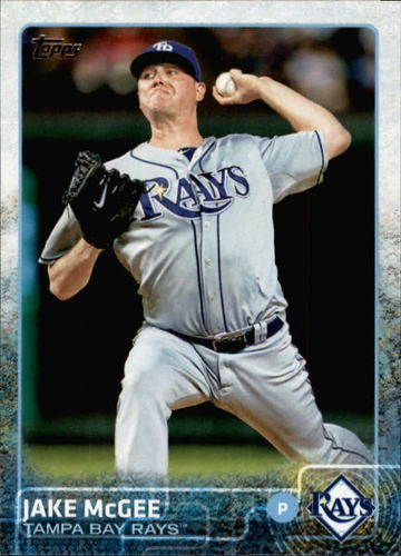 Photo of 2015 Topps #556 Jake McGee