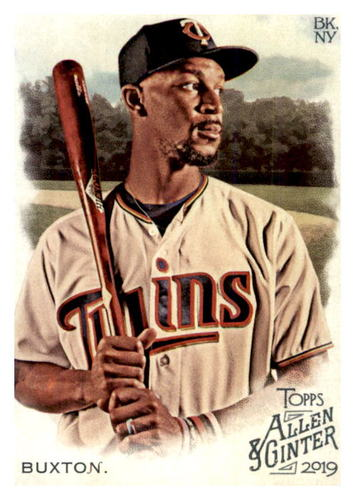 Photo of 2019 Topps Allen and Ginter #263 Byron Buxton