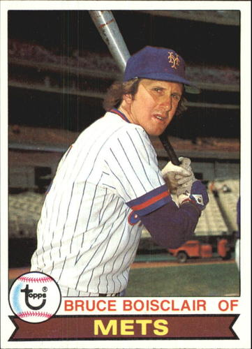 Photo of 1979 Topps #148 Bruce Boisclair