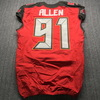 London Games - Buccaneers Beau Allen Game used Jersey (10/13/19) Size 44
