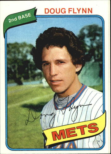 Photo of 1980 Topps #58 Doug Flynn