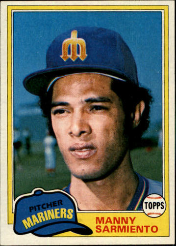 Photo of 1981 Topps #649 Manny Sarmiento